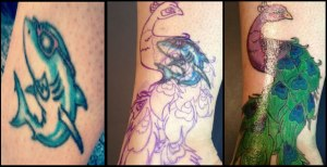 cover up tatoo art